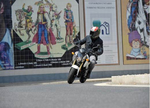 Honda MSX 125 test ride - Foto 2 di 10
