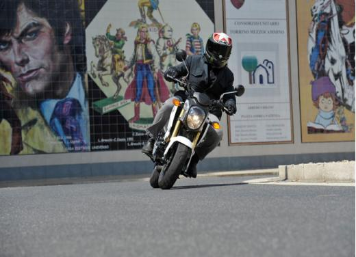 Honda MSX 125 test ride - Foto 3 di 10