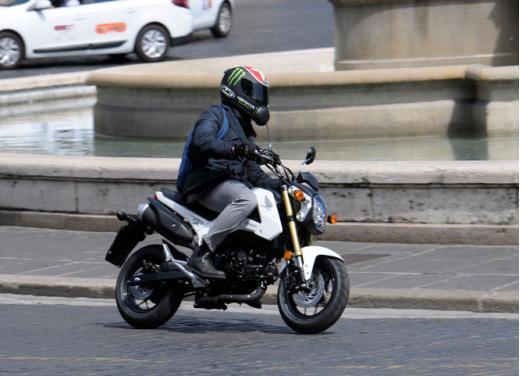Honda MSX 125 test ride - Foto 7 di 10