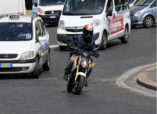 Honda MSX 125 test ride - Foto 8 di 10