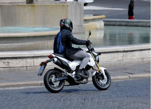 Honda MSX 125 test ride - Foto 10 di 10