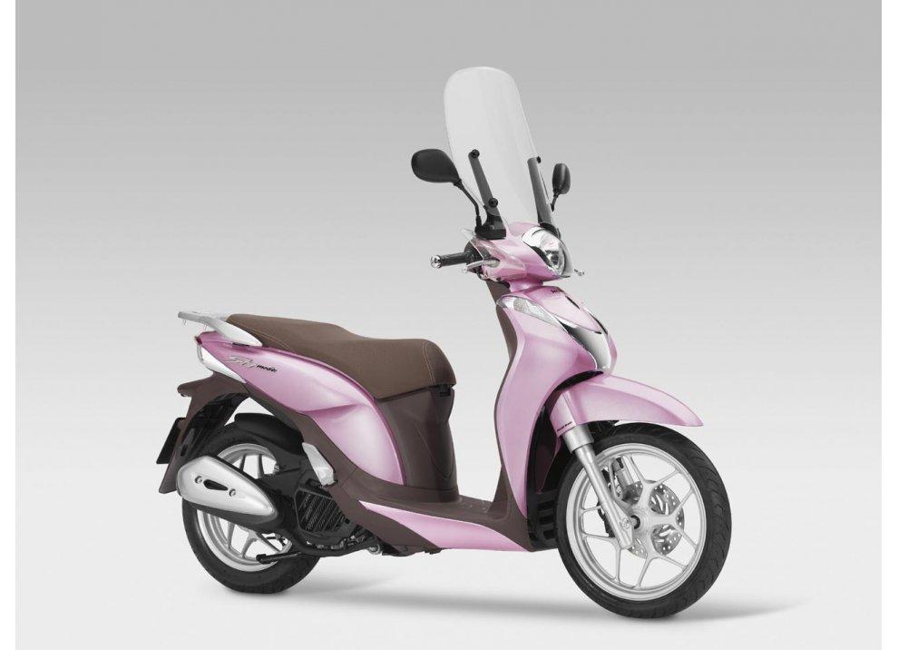 Honda scooter a 95 euro al mese per tutto settembre - Foto 3 di 6