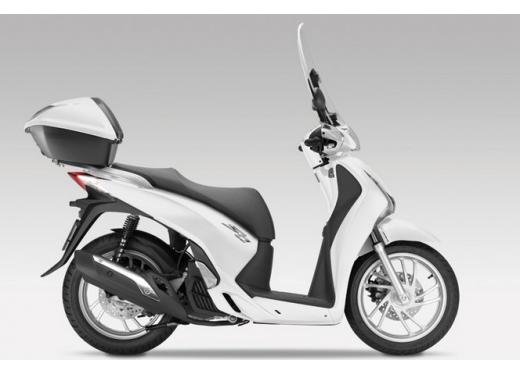 Honda SH 125 e 150i ABS con finanziamento a tasso zero - Foto 2 di 13