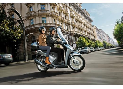 Honda SH 125 e 150i ABS con finanziamento a tasso zero - Foto 12 di 13