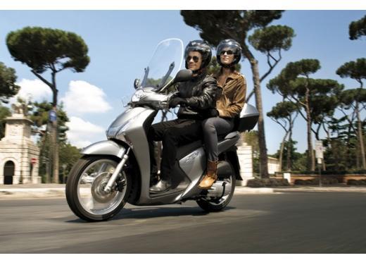 Honda SH 150 resta leader del mercato italiano