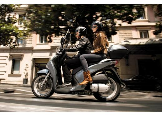Honda SH 150i ABS, bestseller con consumi record - Foto 2 di 10