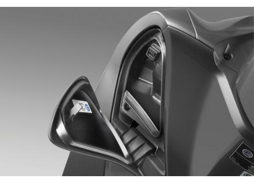 Honda SH 150i ABS, bestseller con consumi record - Foto 9 di 10