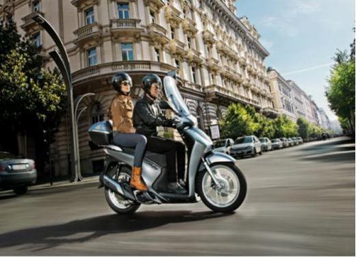 Honda SH 150i ABS, bestseller con consumi record - Foto 1 di 10