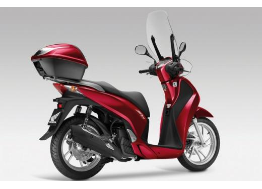 Honda SH 125i con zero interessi o fino al 50% di sconto sull'assicurazione - Foto 5 di 8