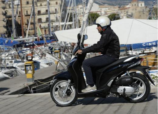 Honda SH MODE 125 test ride - Foto 5 di 12