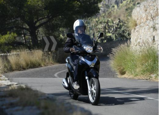 Honda SH MODE 125 test ride - Foto 11 di 12
