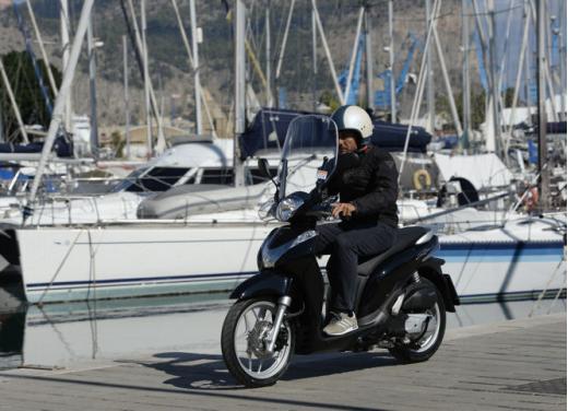 Honda SH MODE 125 test ride - Foto 6 di 12