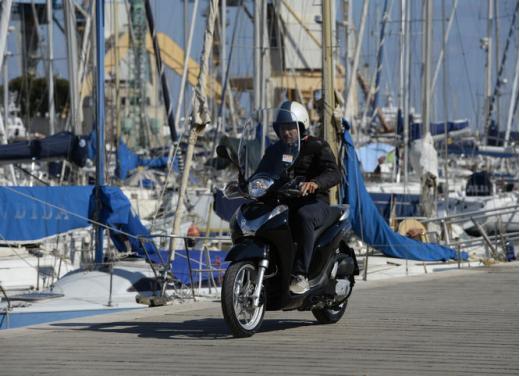 Honda SH MODE 125 test ride - Foto 7 di 12
