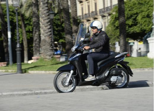 Honda SH MODE 125 test ride
