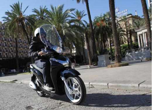 Honda SH MODE 125 test ride - Foto 2 di 12