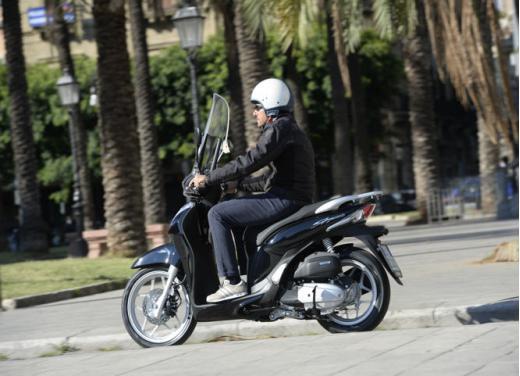 Honda SH MODE 125 test ride - Foto 3 di 12