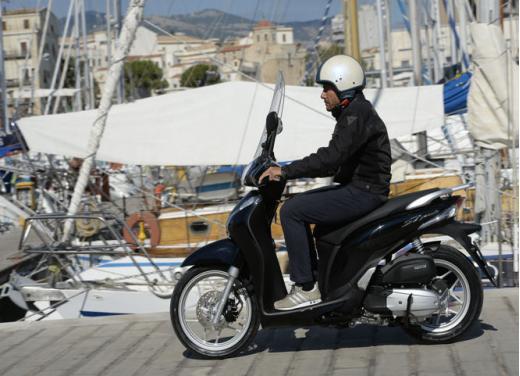 Honda SH MODE 125 test ride - Foto 8 di 12