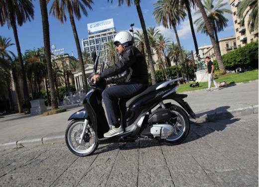 Honda SH MODE 125 test ride - Foto 4 di 12