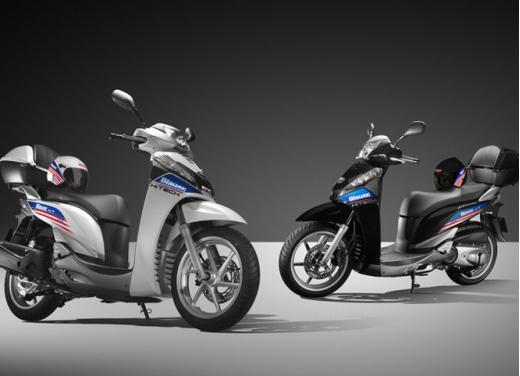 Honda SH300i Blauer HT Limited Edition - Foto 1 di 8