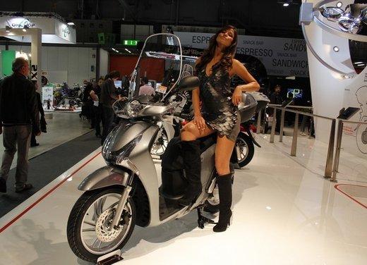 Tutte le novità scooter ad Eicma 2012 - Foto 17 di 25