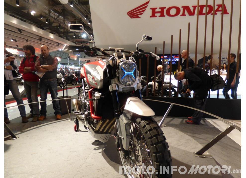 Honda Six50 e CB4 Concept, ad EICMA 2015 per predire il futuro