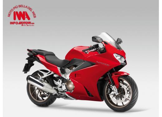 Honda VFR 800F Moto Più Bella del Web 2014