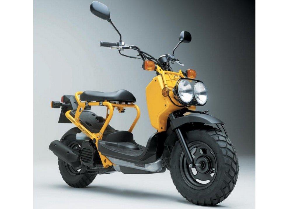 Honda Zoomer 50: Test Ride