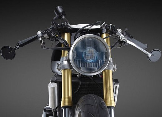 Honda CB400 by Black Bridge - Foto 5 di 9