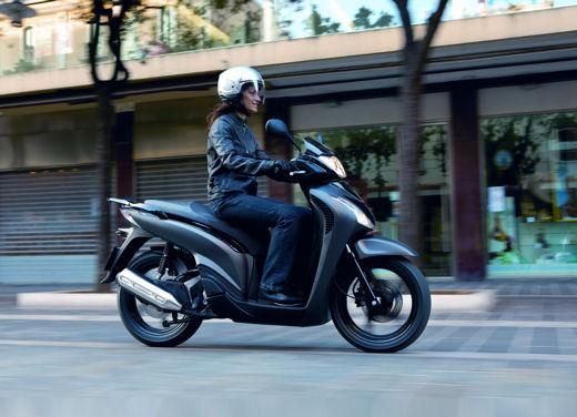 Honda SH 125i – Long test ride - Foto  di