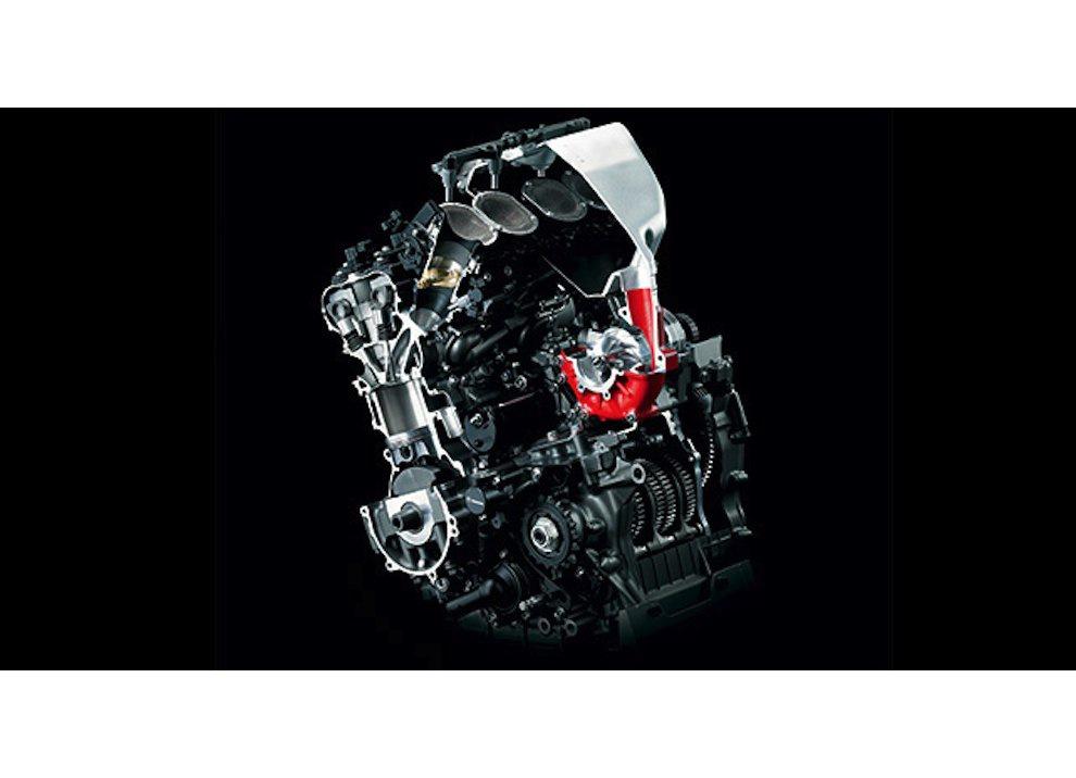 Il futuro delle supersportive: moto di media cilindrata col turbo