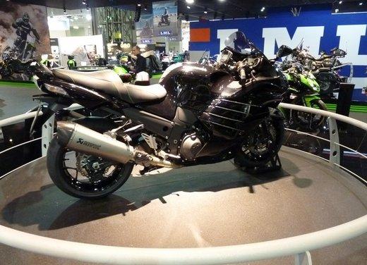 Tutte le foto delle principali novità dell'EICMA 2011, Salone del ciclo e motociclo - Foto 1 di 27