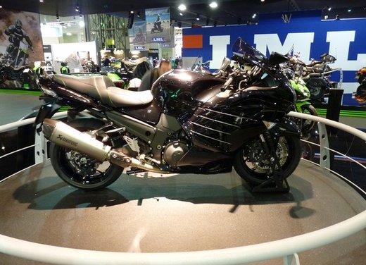 Kawasaki ZZR1400 - Foto 3 di 56