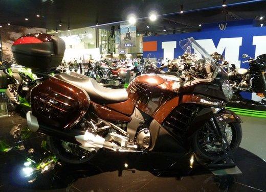 Tutte le foto delle principali novità dell'EICMA 2011, Salone del ciclo e motociclo - Foto 6 di 27