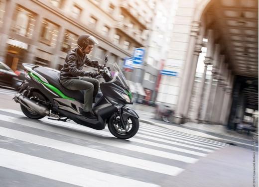 Kawasaki J300: bauletto e 4 anni di garanzia - Foto 1 di 10