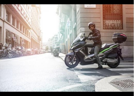 Kawasaki J300: bauletto e 4 anni di garanzia - Foto 9 di 10