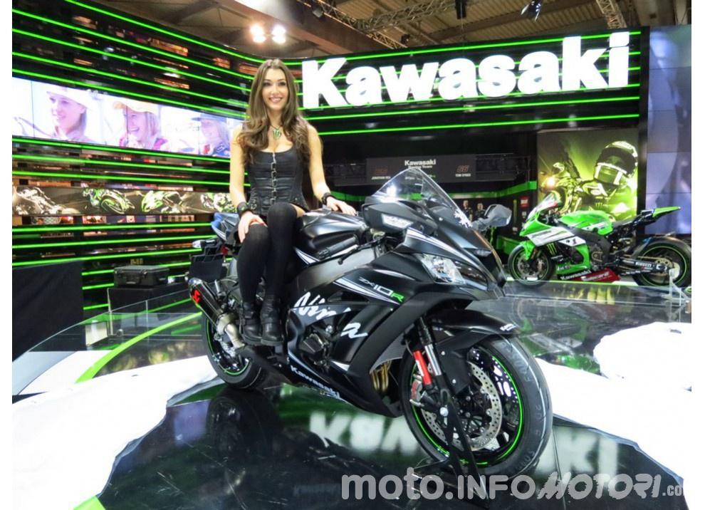 Kawasaki Ninja ZX-10R 2016: caratteristiche, foto e prezzi
