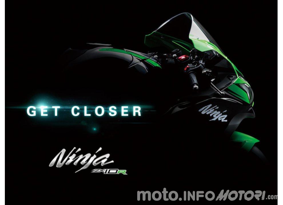Ufficiale, è in arrivo la nuova Kawasaki Ninja ZX-10R 2016