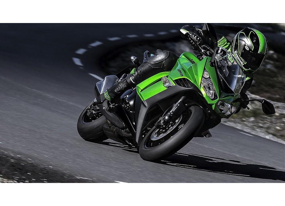 Kawasaki, promozione su tutti i modelli fino al 2016