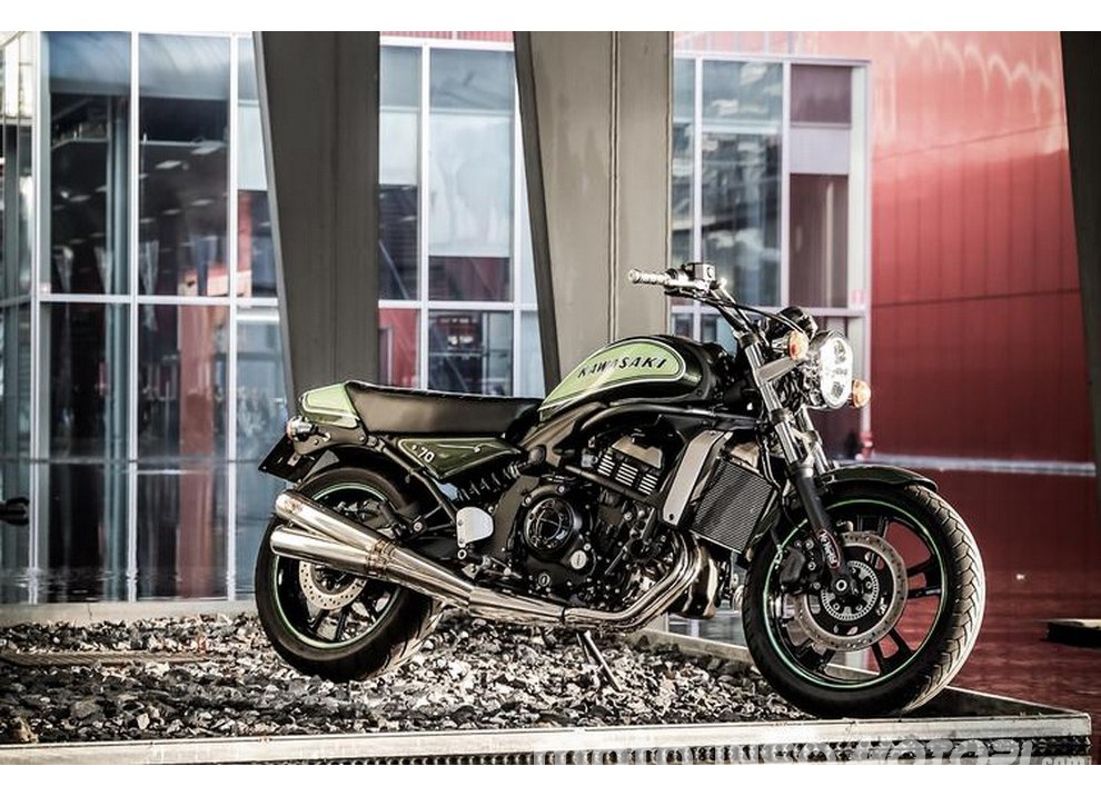 Kawasaki pronta per il Motor Bike Expo 2016