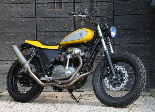 Kawasaki Nic Track by Moto di Ferro - Foto 1 di 11