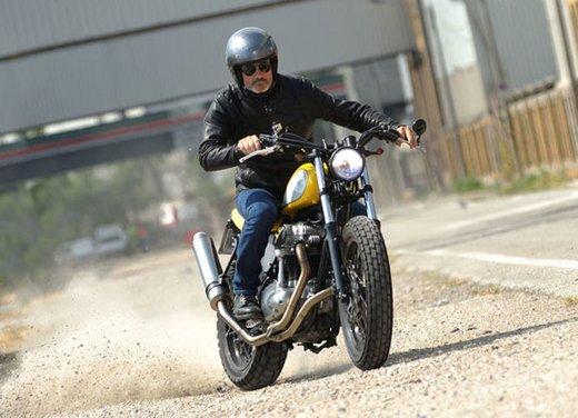 Kawasaki Nic Track by Moto di Ferro - Foto 2 di 11
