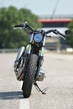 Kawasaki Nic Track by Moto di Ferro - Foto 4 di 11