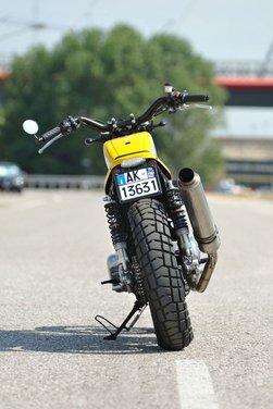 Kawasaki Nic Track by Moto di Ferro - Foto 5 di 11