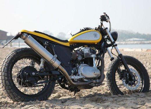 Kawasaki Nic Track by Moto di Ferro - Foto 3 di 11