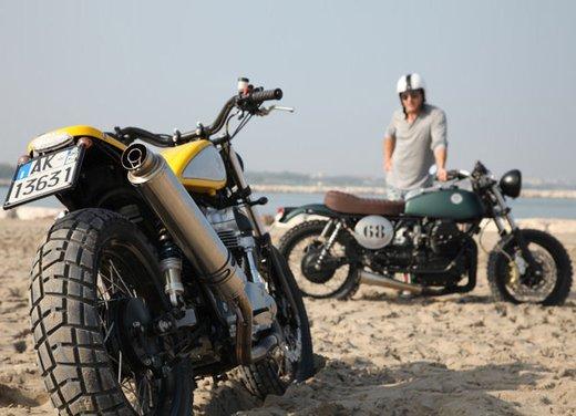 Kawasaki Nic Track by Moto di Ferro - Foto 10 di 11