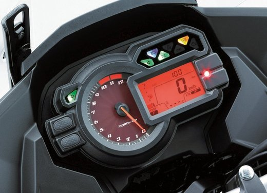 Kawasaki Versys 1000 - Foto 30 di 41
