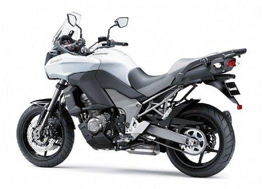 Kawasaki Versys 1000 - Foto 9 di 41
