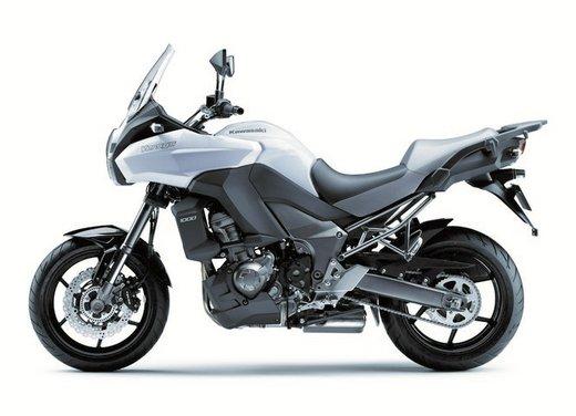 Kawasaki Versys 1000 - Foto 7 di 41