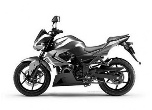 Nuova Kawasaki Z300 - Foto 3 di 5
