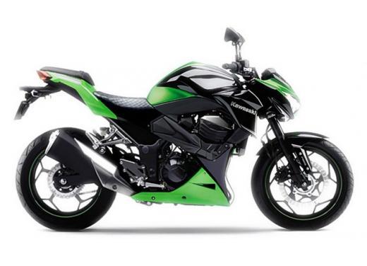 Nuova Kawasaki Z300 - Foto 2 di 5